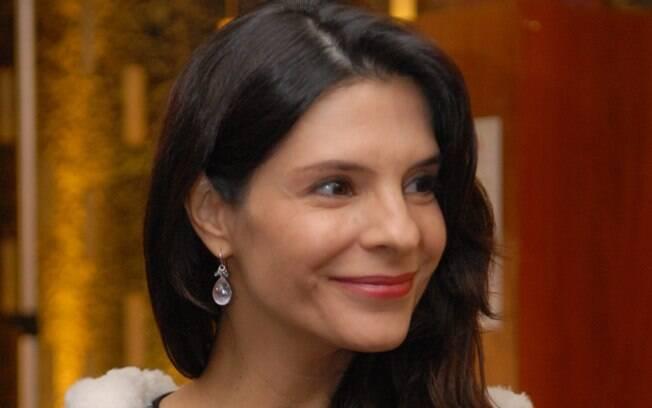 Helena Ranaldi atuou na temporada 2010 da série