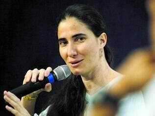 Luta. Yoani, que veio ao Brasil em fevereiro de 2013, acusa o governo cubano de censurar o site