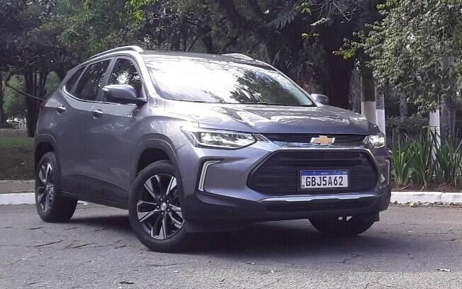 Chevrolet Tracker chegou com os dois pés na porta da categoria dos SUVs compactos