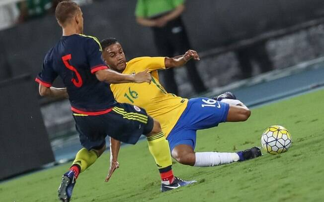 Jorge, lateral esquerdo do Monaco, foi chamado por Tite para vaga de Filipe Luís na seleção brasileira