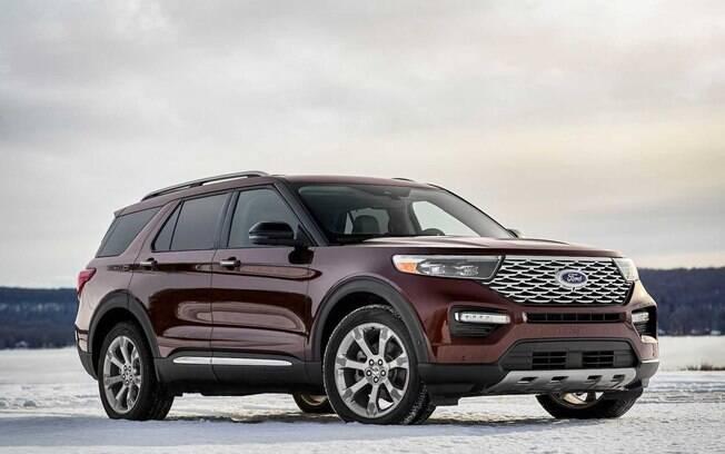 O Salão de Detroit 2019 é muito favorável ao SUV, uma vez que seu mercado nos EUA é muito forte