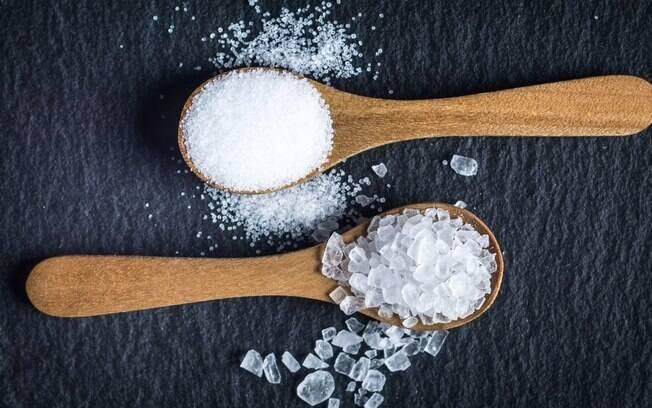 Veja o que considerar na hora de comprar o sal de cozinha