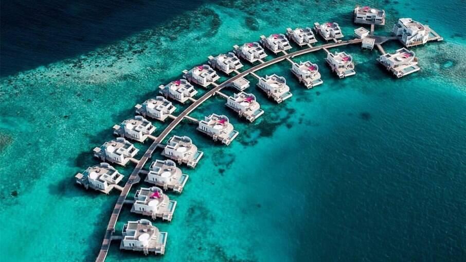 Maldivas já imunizou 40 mil pessoas do arquipélago