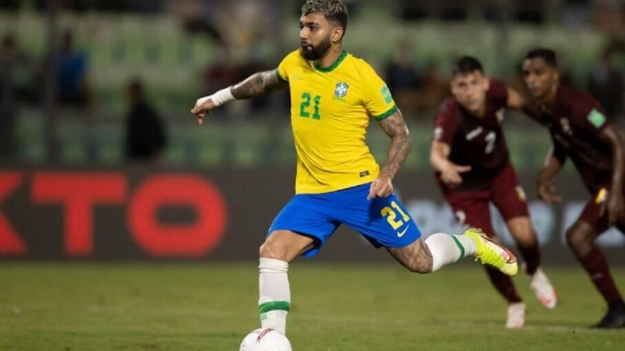 Gabigol deve perder vaga de titular na Seleção
