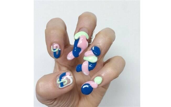 Stiletto nails tumblr 2018