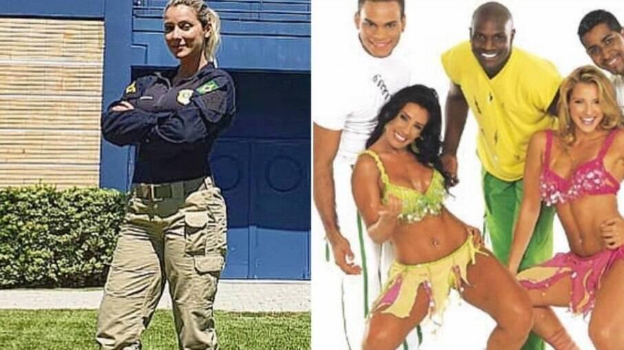 Silmara Miranda e É O Tchan