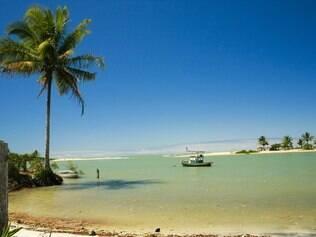 A vila de Caraíva é uma opção para os amantes da natureza