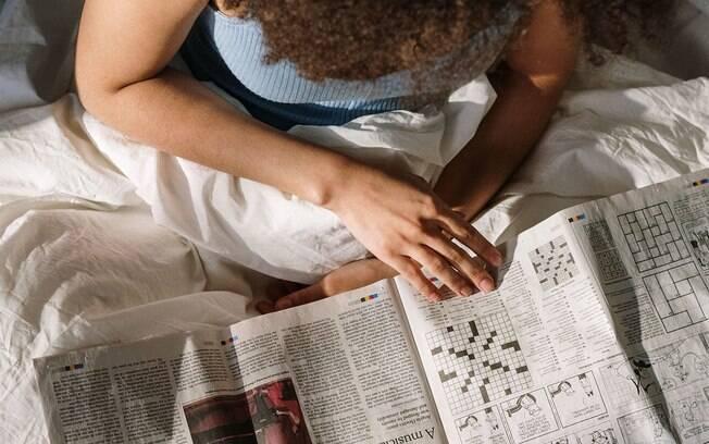 Nikyta Moreno descobriu que foi traída ao ler o jornal
