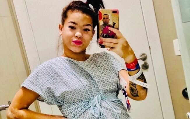 Lary Oliveira morreu após sofrer um aborto