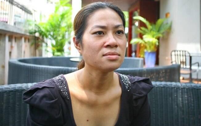 Pham Thu Dung, mãe biológica de Pax, quer reencontrar o filho