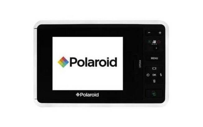 Cmeras polaroid chegam ao brasil tecnologia ig visor lcd de trs polegadas permite ver e editar as imagens antes de imprim las fandeluxe Images
