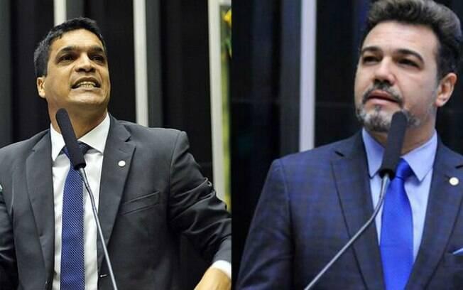 Cabo Daciolo e Marco Feliciano Feliciano discutiram durante uma sessão da Câmara dos Deputados