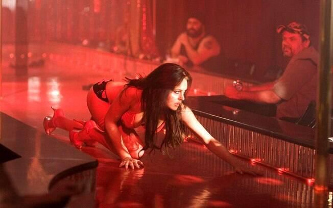 Lindsay Lohan em 'Eu Sei Quem Me Matou' (2007)