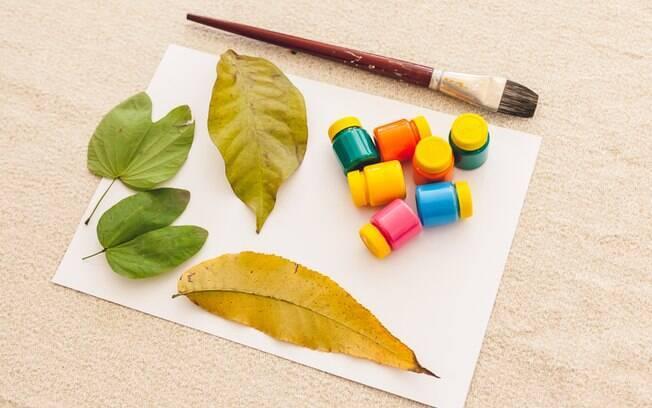 Famosos 12 técnicas de pintura para crianças - Filhos - iG VS93