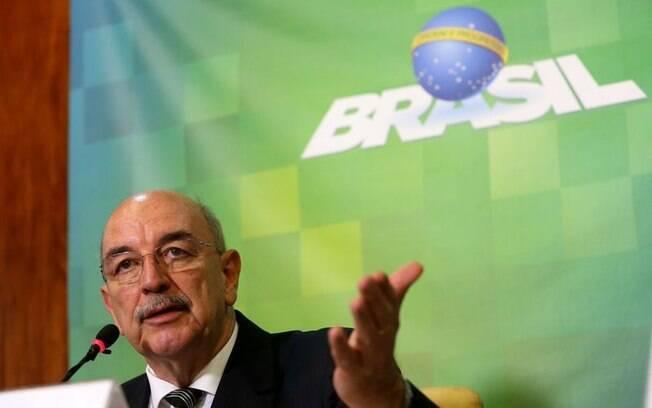 Osmar Terra atuou no governo Michel Temer como ministro do Desenvolvimento Social