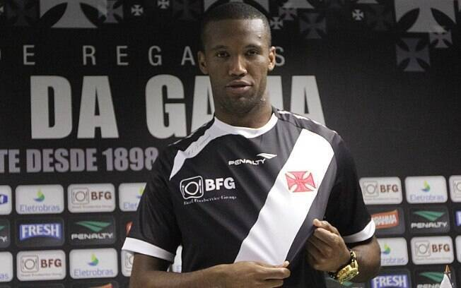 Rafael Vaz: titular da defesa ao lado do  jovem Jomar