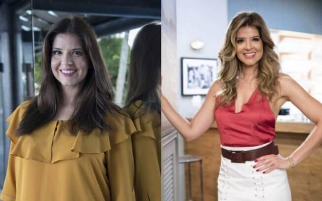 Mariana Santos decidiu perder peso quando interpretou Maria Pia em