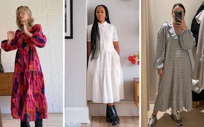 Nap dress: 'vestido da soneca' pode ser usado em qualquer ocasião