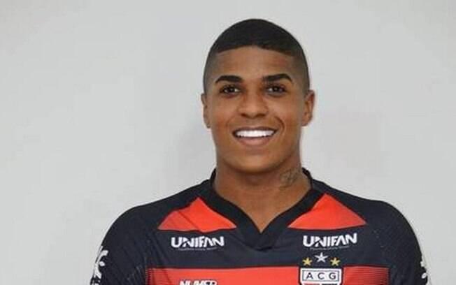 Alexandre Talento atuou pelo Atlético Goianiense
