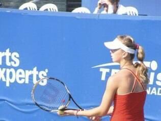 A tenista ucraniana Elina Svitolina, é  atual campeã do torneio de Baku