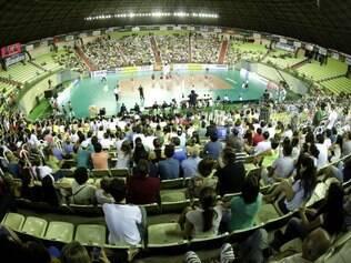 Ginásio Chico Neto recebeu bom público durante torneio feminino