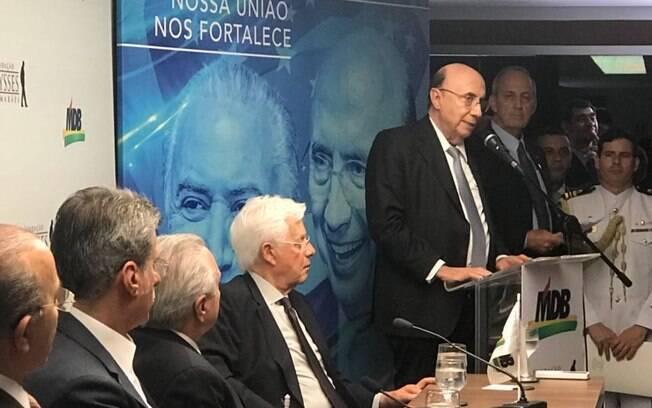 Henrique Meirelles deixa o Ministério da Fazenda nesta sexta-feira para ser candidato à Presidência