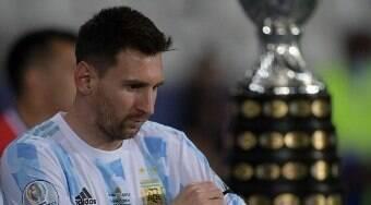 Em duelo Messi x Suárez, Argentina enfrenta Uruguai