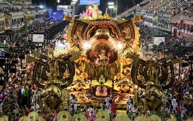 Na segunda noite de desfiles do Rio de Janeiro, Mangueira aposta na fórmula do sucesso de 2016