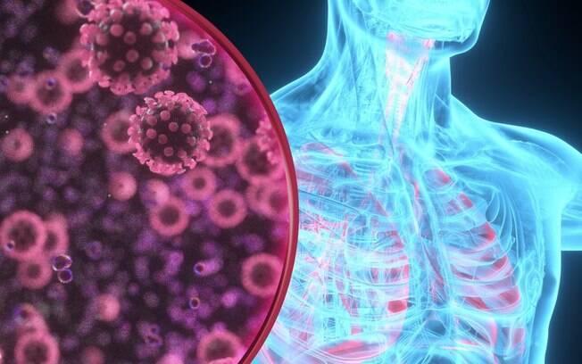 Coração, cérebro, pulmão: como a covid-19 afeta nossos órgãos vitais