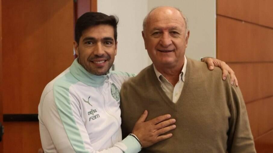 Abel Ferreira e Felipão estão no top-5