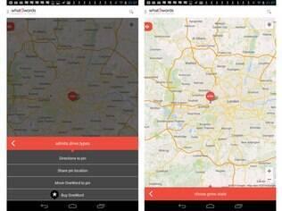 Disponível para Android, iOS e com versão na web, What3Words identifica locais de 9 metros quadrado por três palavras apenas