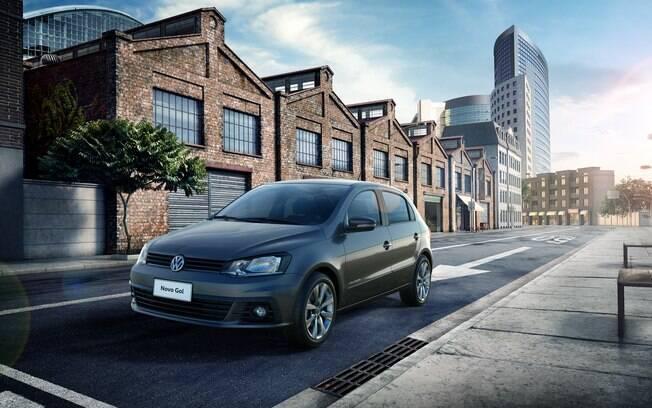 Volkswagen Gol, já com o motor de três cilindros, é bom de dirigir e tem conjunto mecânico eficiente