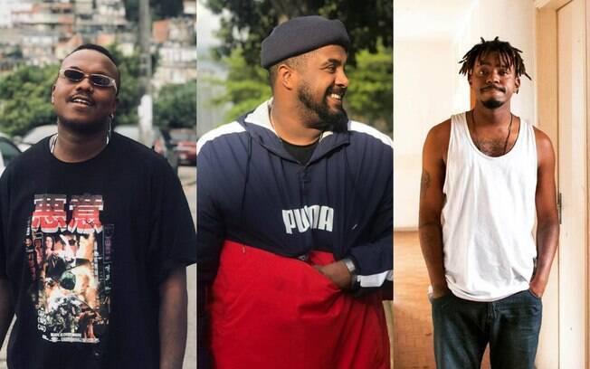 Djonga, Baco Exu do Blues, Nill e outros destaques do rap brasileiro que estão surgindo no cenário