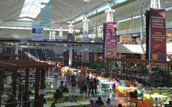 Saúde multa shopping de Campinas por falta de controle de acesso