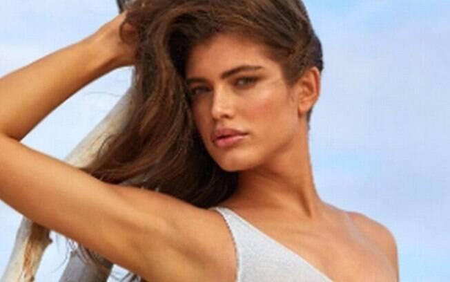 A modelo trans Valetina Sampaio é a nova capa da revista Sports Illustrated