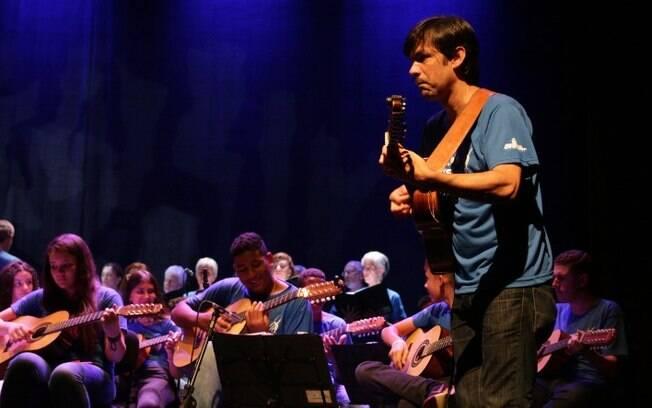 Projeto presta homenagem  msica caipira em Campinas