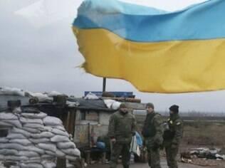 Conflito no leste da Ucrânia continua apesar de um acordo de paz ter sido firmado