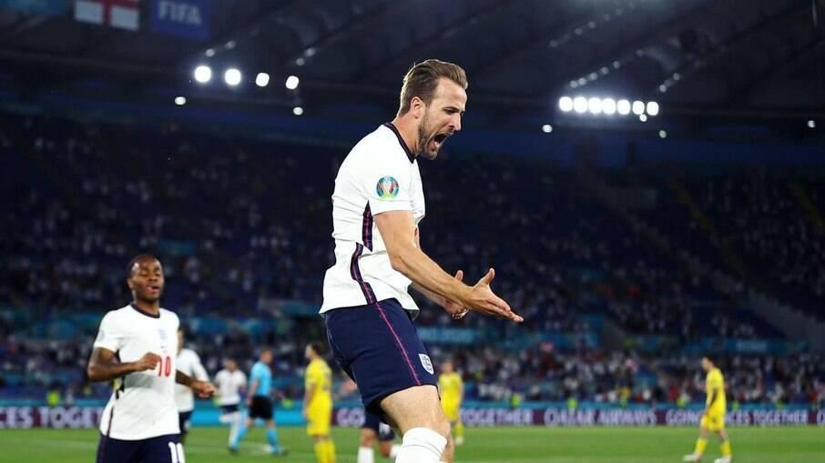 Inglaterra almeja primeira conquista da Eurocopa