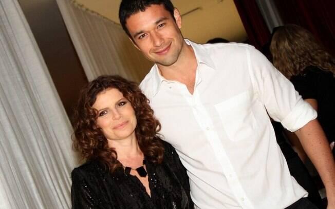 Deborah Bloch e Sergio Marone