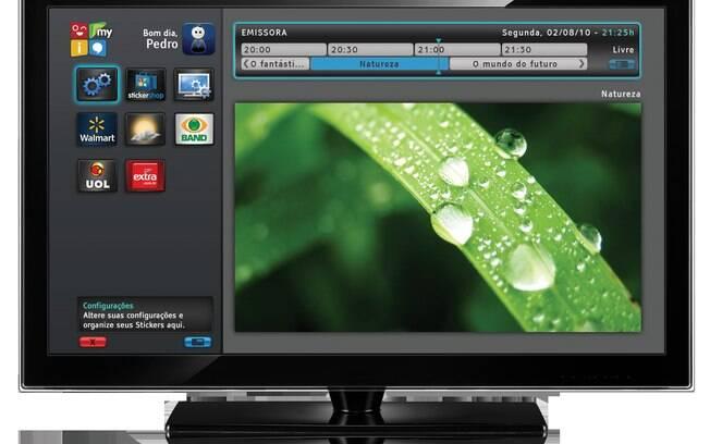 O Ginga é uma especificação de software que permite a  interatividade em TVs que recebem o sinal de TV digita