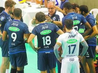 Semifinal. Após derrota na Superliga, Sada quer a vitória para chegar na final do Campeonato Mineiro