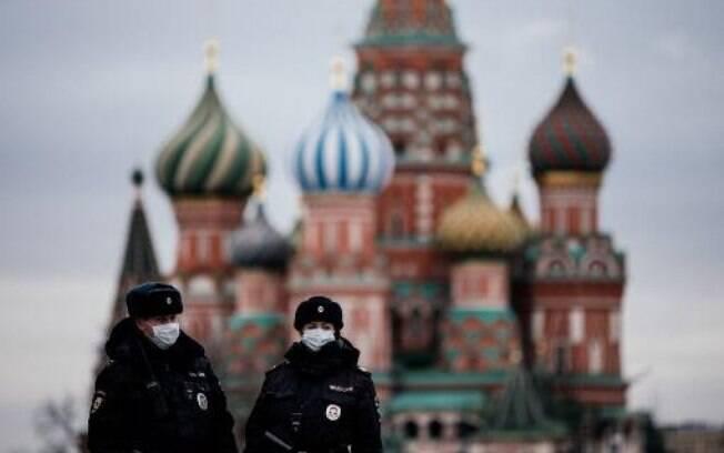 Mais da metade dos novos casos relatados hoje estão em sua capital, Moscou