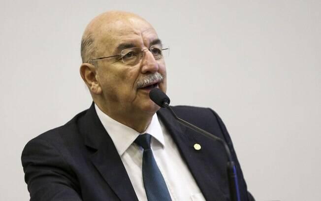 Ministro da Cidadania, Osmar Terra anunciou mudanças na Lei Rouanet