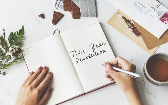 Quais são as suas metas de Ano Novo? Tenha objetivos concretos em mente para conseguir realizar todas elas