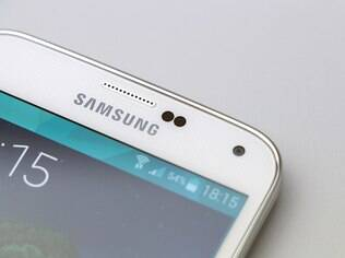 Tela do Galaxy S5 tem resolução Full HD