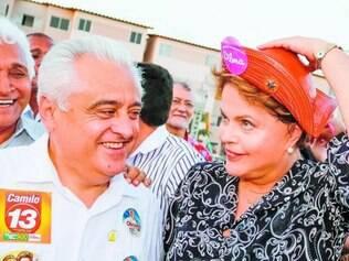 Visual. Bairro visitado por Dilma em Fortaleza passou por limpeza caprichada horas antes do evento
