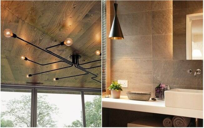 De acordo com arquiteta, a iluminação indireta ajuda a tornar os ambientes mais aconchegantes e acolhedores