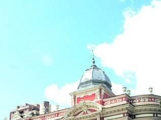 Palacete Dantas, nova sede do Oi Futuro, faz 100 anos em 2015