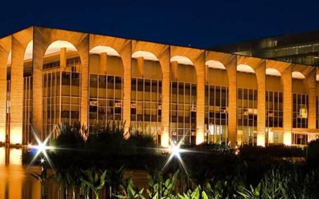 Prédio do Ministério das Relações Exteriores, Palácio do Itamaraty