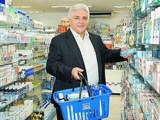 Robusto. O presidente da Farmácias Pague Menos, Deusmar Queirós, que faturou R$ 3,72 bilhões no ano passado, alta de 14,5% ante 2012